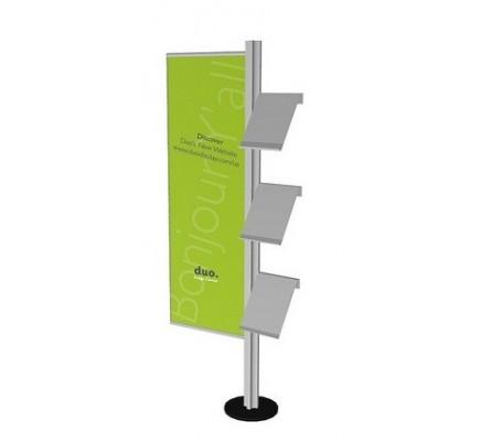 Euro.brochure Custom Modular Kiosk