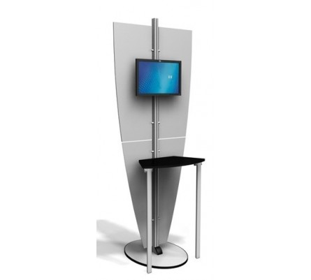 K0.1 Exhibitline Monitor Kiosk