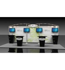 XVline Custom Modular 10x20 Display XV.2