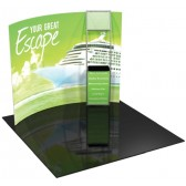 Formulate 10ft H5 Tension Fabric Display