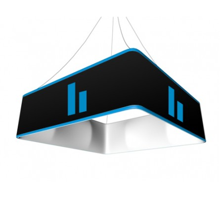 Square Tension Fabric Hanging Sign