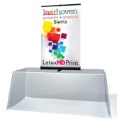 Sierra Table Top Banner Stand Display