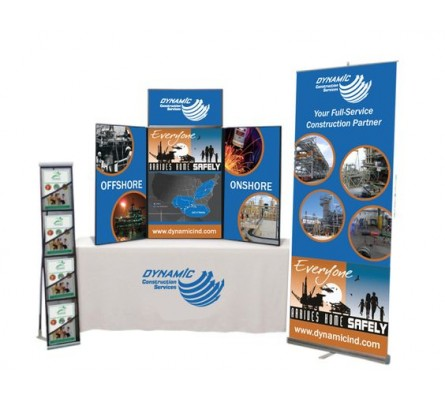 Classic Table Top Display Package