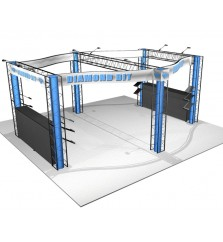 20' x 20' Truss Rental Kit 1.1
