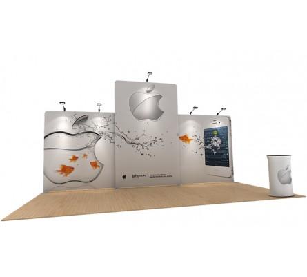 Waveline 20' Media Display Kit I