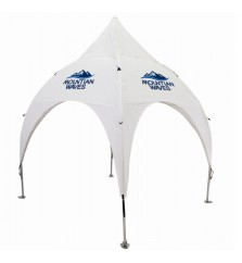 10' Archway Event Tent Full Color Print