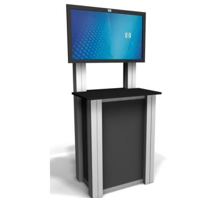 XRline Plasma Trade Show Kiosk