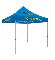 10' x 10' Thermal Printed Graphic Event Tents