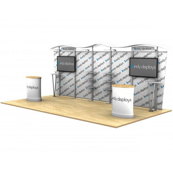 Expo Stands Economy : Economy custom modular trade show display kit a