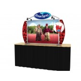 Sacagawea Custom Modular Table Top Display VK-0002