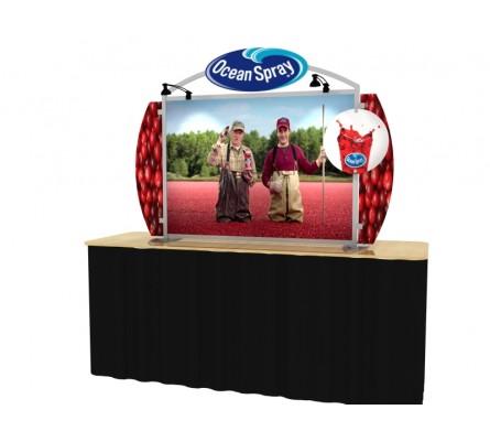 Sacagawea Custom Modular Table Top Display VK-0002