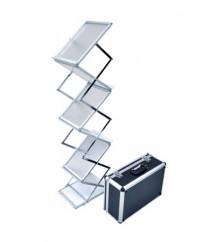 Duramax Lite Trade Show Aluminum Brochure Holder