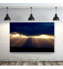 "48"" x 36"" Wall Mounted LED Light Box Display"