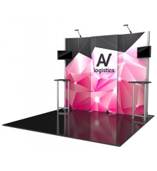 10' Hybrid Modular Display Kit A