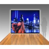 10ft Panoramic Lightbox Rental Display