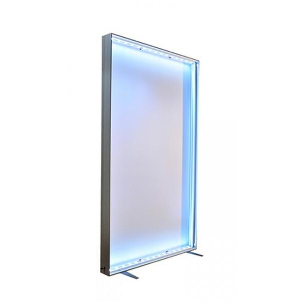10ft Led Lightbox Rental Panoramic Display