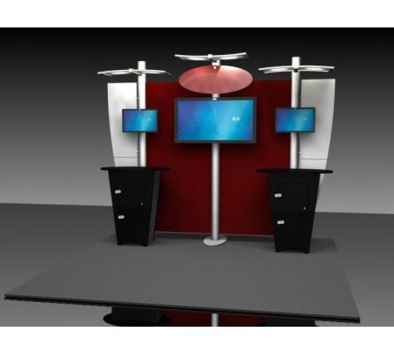 XRline Custom XR.09 10ft Monitor Display