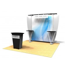 10'x10' Exhibitline 10.04 Display Kit