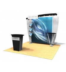 10'x10' Exhibitline 10.06 Display Kit