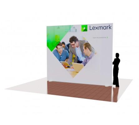 12x10 SEGUE Modular Lightbox Display