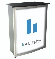 OCTAcounter Modular Lightbox Pedestal