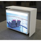 Modular Lightbox Hybrid Counter A