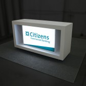 Modular Lightbox Hybrid Counter C