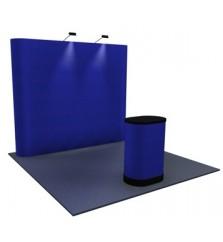 Premium 8x10 (Flat) Fabric Popup