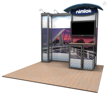 nimlok display dealer indianapolis