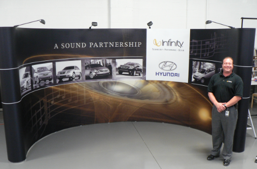 20ft concave custom expolinc pop up display