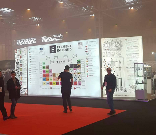 custom LED lightbox display trends