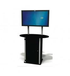Expo Stands Kioska : Trade show kiosks portable monitor stands indydisplays