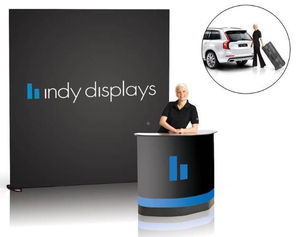 10x10 Trade Show Displays