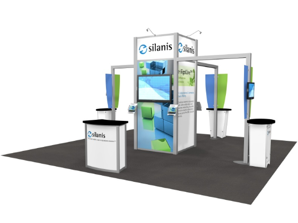 Trade Show Booth Objectives : Trade show booth rentals indydisplays