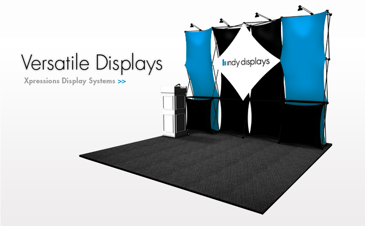xpressions trade show displays