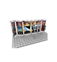 Antares 10 x 20 Truss Display