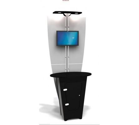 K2.NLC1 Exhibitline Kiosk