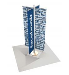 Euro Multi Banner Kiosk