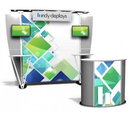 Exhibitline (10.07) 10x10 Display Kit