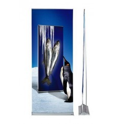 Roll Up Classic Premium Retractable Banner Stand