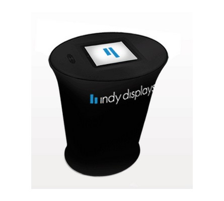 Graphic iPad Trade Show Counter 1.1