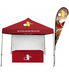 Outdoor Portable Display Package Kit 2