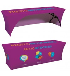 8' Stretch Table Cover