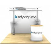 10' x 10' Economy Custom Modular Display Kit A