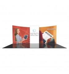 10'x20' Design Series LED Lightbox Display Kit 2