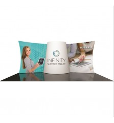 10'x20' Design Series Tension Fabric Display Kit 3