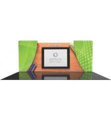 10'X20' Design Series Tension Fabric Display Kit 4