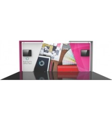10'x20' Design Series Tension Fabric Display Kit 7