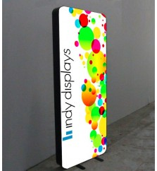 LED Fabric Backlit Banner Display