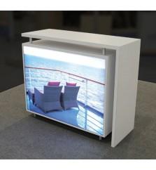 Modular Lightbox Hybrid Counter A